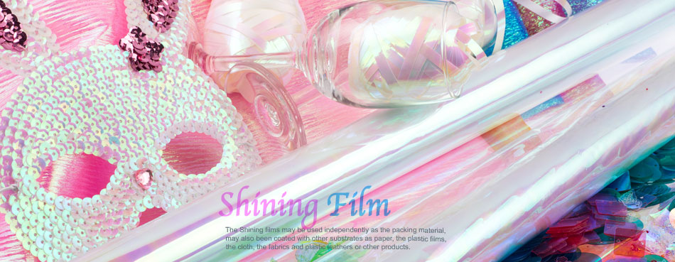 Shining film, Rainbow film 4